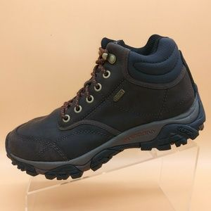 Merrell Shoes - Merrell Moab Mid Waterproof Hiking Shoes 8.5 US